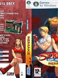 Streets of Rage Remake – фото обложки игры