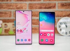 Samsung объединит линейки Galaxy SиGalaxy Note