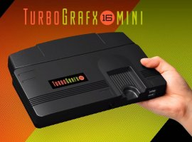 TurboGrafx-16 Mini: новая ретро-консоль Konami
