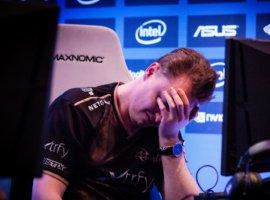 Легендарный игрок CS:GOнесдержал эмоций настриме после новости отом, что онпокидает команду