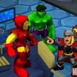 Скриншот uDraw Marvel Super Hero Squad: Comic Combat – Изображение 14