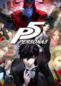 Persona 5 – фото обложки игры