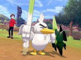 Pokémon Sword & Shield стала самой быстро продаваемой игрой на Nintendo Switch