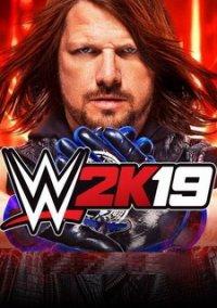 WWE 2K19 – фото обложки игры