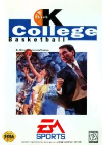 Coach K College Basketball – фото обложки игры
