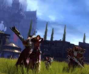 Первый сезон Guild Wars 2: World vs World стартует в октябре
