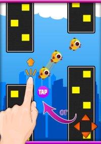 City Bird Adventures - A Flappy Flight - Top Fun Racing Game – фото обложки игры