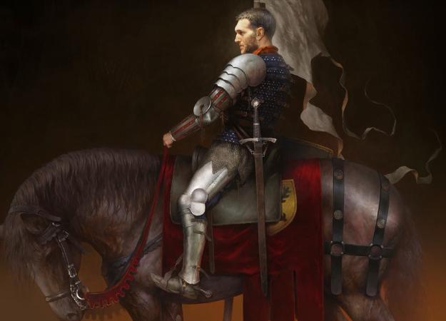 Средневековая жизнь из Kingdom Come: Deliverance в гифках