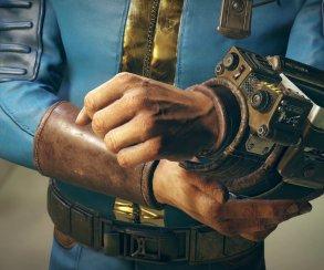 Из-за бага в Fallout 76 силовая броня «раздевает» догола персонажей и деформирует их конечности