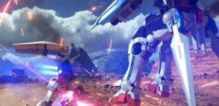 Gundam Versus. Официальный трейлер