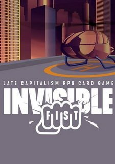 Invisible Fist - Late Capitalism Card Game