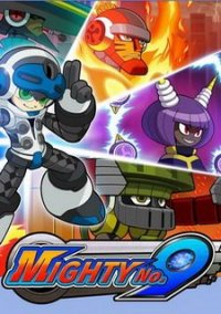 Mighty No. 9 – фото обложки игры