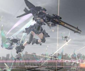 Гигантская вооруженная лягушка атакует Землю в Earth Defense Force 5