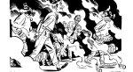 Инктябрь: что ипочему рисуют художники комиксов вэтом флешмобе?. - Изображение 21