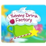 Yummy Drink Factory – фото обложки игры