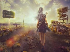Новый мод для Fallout: New Vegas позволяет увидеть, как влияет выбранная вами концовка намир игры