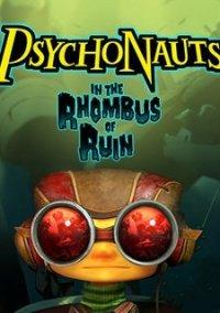 Psychonauts in the Rhombus of Ruin – фото обложки игры