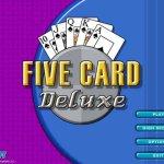 Скриншот Five Card Deluxe – Изображение 1