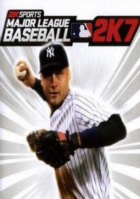 Major League Baseball 2K7 – фото обложки игры