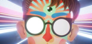 The Artful Escape. Анонсирующий трейлер с E3 2017