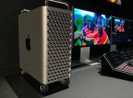 Версия Mac Pro за3,5 млн рублей может открыть 6000 вкладок вбраузере Chrome