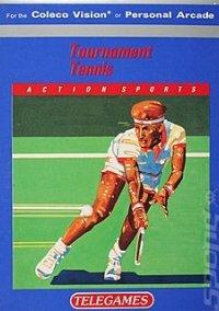 Tournament Tennis – фото обложки игры
