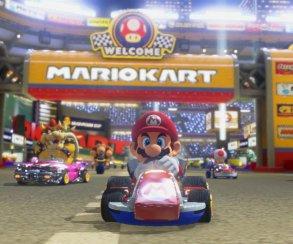 Mario Kart 8 войдет в новый бандл Wii U
