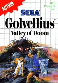 Golvellius – фото обложки игры