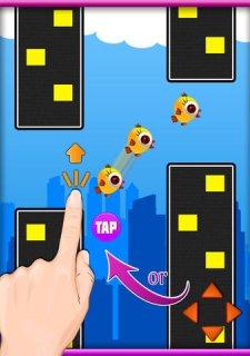 City Bird Adventures - A Flappy Flight - Top Fun Racing Game