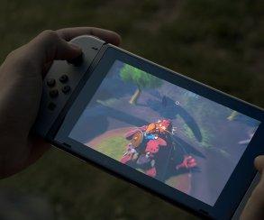 Nintendo NXоказалась модульной портативно-домашней консолью Switch