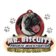 Mr. Biscuits: The Case of the Ocean Pearl – фото обложки игры