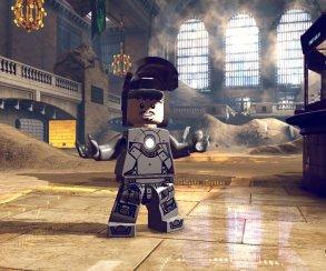 LEGO Marvel Super Heroes. Новый трейлер