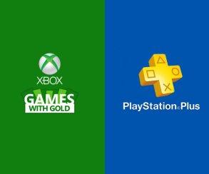 Бесплатные игры на декабрь по PlayStation Plus и Xbox Live Gold