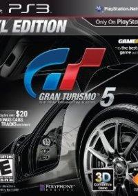 Gran Turismo 5 XL Edition – фото обложки игры