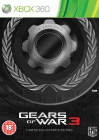 Gears of War 3: Limited Edition – фото обложки игры