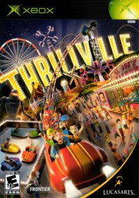 Thrillville – фото обложки игры
