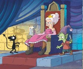 Netflix назвал дату выхода мультсериала Disenchantment от автора «Симпсонов» и «Футурамы»