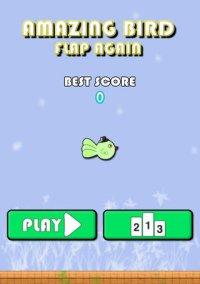 Amaging Bird - Flap Again – фото обложки игры