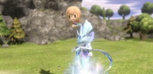 World of Final Fantasy. Анонсирующий трейлер для PC