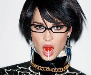Памела Хортон снялась для Playboy в образе Байонетты