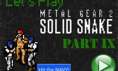 Lets Play Metal Gear 2. Часть 9