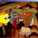 Скриншот Freddi Fish 4: The Case of Hogfish Rustlers of Briny Gulch – Изображение 6