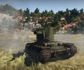 Тестирование наземной техники в War Thunder приблизилось к концу