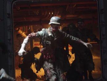 Call of Duty: WWII. Трейлер DLC United Front - зомби-режим