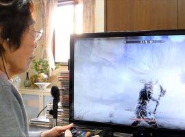 89-летняя японская геймерша рекомендует игры как средство против деменции