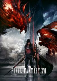 Final Fantasy XVI – фото обложки игры