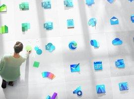 Microsoft показала обновленные значки Windows10