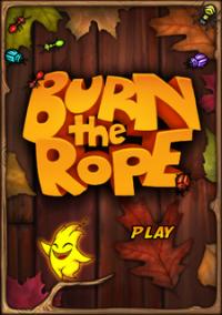 Burn the Rope – фото обложки игры