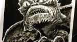 Инктябрь: что ипочему рисуют художники комиксов вэтом флешмобе?. - Изображение 151