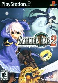 Atelier Iris 2: The Azoth of Destiny – фото обложки игры